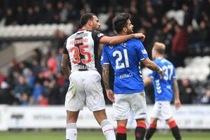 how did willie collum see daniel candeias' gestures but not anton ferdinand's headlock? hotline