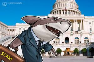 US: Acting AG Backed Alleged 'Invention-Promotion Scam' Touting 'Time Travel' Crypto