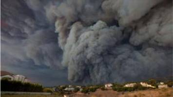 California wildfires: Is smoke the most dangerous side-effect?