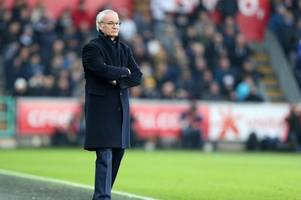 claudio ranieri reveals the style of play he will utilise as fulham manager