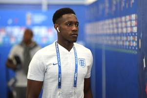 gareth southgate reveals what the england squad did for injured arsenal striker danny welbeck