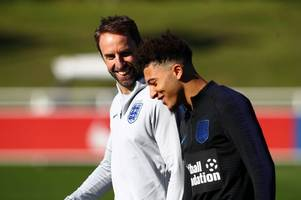 jadon sancho names surprise former chelsea star as one of the 'top players' in the bundesliga