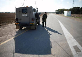 PA police commander suspended for helping Israeli soldiers fix tire