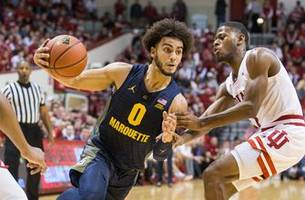 Marquette suffers 96-73 loss to Indiana