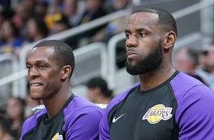 nick wright discusses how rajon rondo's injury with impact the lakers