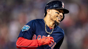 Mookie Betts, Christian Yelich Capture MVP Awards