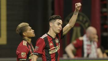 newcastle linked with mls star miguel almiron after agent watches bournemouth game