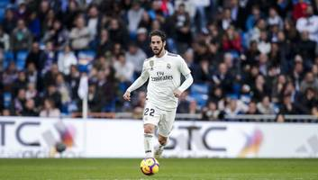 Real Madrid Teammate Reveals Why Isco Hasn't Started Any Games Under New Manager Santiago Solari