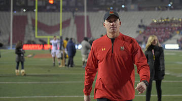 Report: DJ Durkin Continued to Advise Maryland Coaches While on Administrative Leave