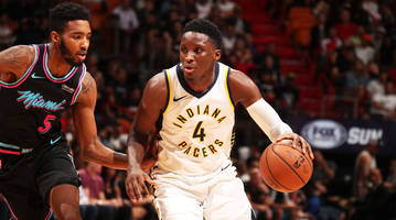 The Victor Oladipo Era Is Still in Full Swing