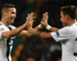 Dybala sees Ronaldo factor giving Juventus 'great chance' for Champions League glory