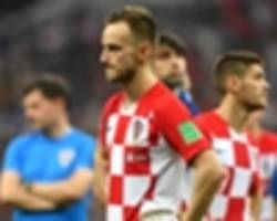 'don't talk to me about var!' – rakitic still smarting over world cup final loss