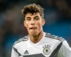 leverkusen star havertz 'would suit' bayern munich – kimmich