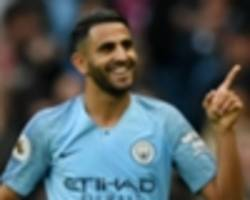 'riyad was very determined to leave' - former leicester assistant discusses mahrez move