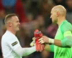 usmnt keeper guzan reveals what he said to rooney after preventing final england goal