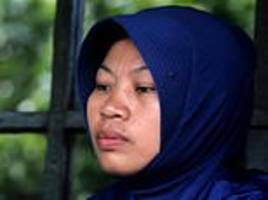 indonesian woman gets jail after exposing philandering...