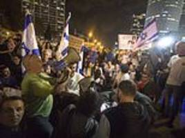 israel moves towards vote after netanyahu's coalition partners accuse him of being soft on terrorism