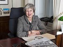 may reveals how she came through her toughest week (thanks to her 'rock' philip)