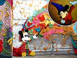 Mickey Mouse turns 90: Iconic character celebrated in huge new NY exhibition
