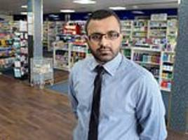 pharmacist accused of strangling wife 'was fantasist who lied couple were parents of twins'