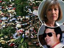 shot while playing dead and left to die in the jungle: congresswoman recounts attack near jonestown