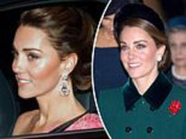 apply blusher underneath your foundation to re-create kate middleton's glow