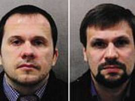 Russian spies 'infiltrated company that processes British visa applications'