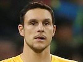 alex mccarthy 'proud' after making england debut