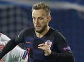Ivan Rakitic ruled out of crunch Nations League clash against England