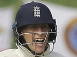 joe root hoping 15th test hundred acts as catalyst for first series win in sri lanka in 17 years
