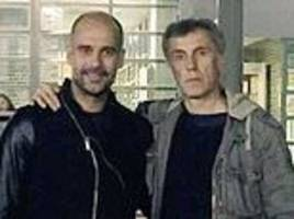 Pep Guardiola meets with Catalan pro-Independence leaders in prison