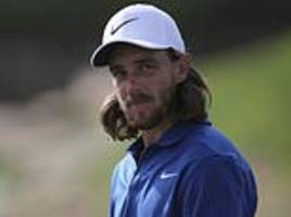tommy fleetwood turns up the heat on ryder cup friend francesco molinari in the race to dubai