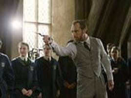 eddie muggles through: brian viner reviews fantastic beasts: the crimes of grindelwald