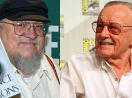 'game of thrones' author george r.r. martin wrote heartfelt goodbye to stan lee, and shared that his first published work was a letter in a marvel comic