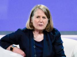 google replaces diane greene as head of its cloud business (googl)