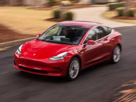 tesla customers in china can now order the model 3 (tsla)