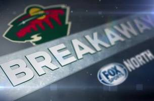 wild breakaway: minnesota scores early and often vs. canucks