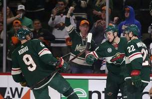 Koivu has goal, 2 assists; Wild crush Canucks 6-2