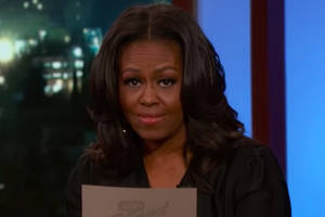 here are some things michelle obama couldn't say as first lady (video)
