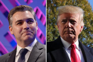 jim acosta to get his white house press credential back, judge rules