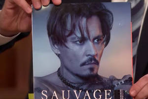 steve carell and jimmy fallon make fun of johnny depp's cologne-ad face (video)