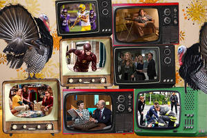 tv shows each net is most thankful for: viewers really gobble (gobble) these up