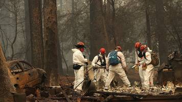 California wildfires: Number of missing leaps to 600