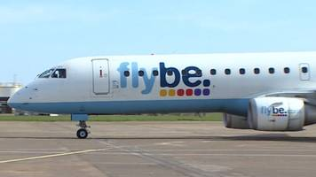 Flybe loss 'would be catastrophic' for Cardiff Airport