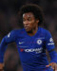 chelsea news: agent on £55m napoli raid, willian hails arsenal, batshuayi speaks out