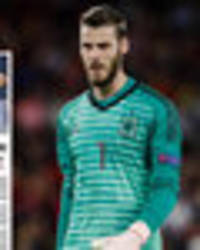 man utd news: david de gea at the 'centre of controversy' - chelsea star to replace him