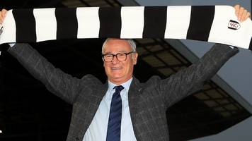 claudio ranieri: fulham manager tells fans 'not to think about the miracle'