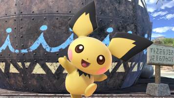 The Ultimate Super Smash Bros. Character Guide: Pichu