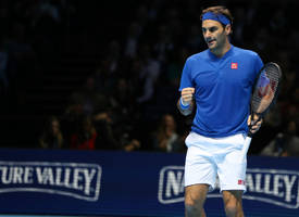 Nitto ATP finals 2018: Federer into 15th semi-final; beats Anderson to seal top spot