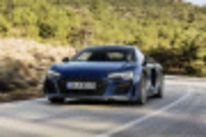 current audi r8 to stick with v-10 engine, no twin-turbo v-6